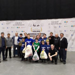 Приятные впечатления и хорошие подарки от организаторов (09.02.20)