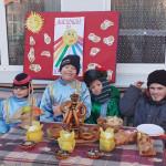 Наш праздничный стол (1.03.20)