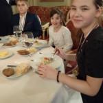 "Ужин в ресторане ""Талеон"" 28.02.20"